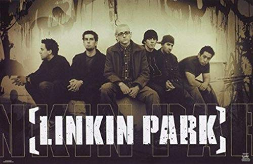 #Linkin #Park #Poster #- Meteora - Group Shot - Rare NewGifts for Fan Men Woman Lovers Posters No Framed