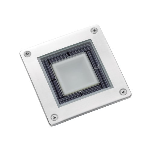 SolarCentre Solar Powered Outdoor Square Decking Driveway Light