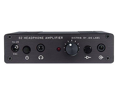 JDSLABS Objective2 + ODAC Combo Headphone amp By NwAvGuy model