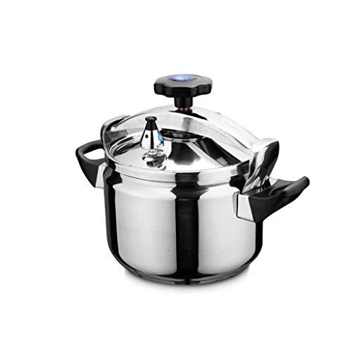 Aluminium Pressure Cooker-Antihaft-Herd, Explosionsgeschützte Pressure Cooker, beweglicher Suppentopf Slow Cooker, Induktions-Herd Gasherd Universeller yqaae