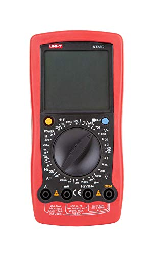 UNI-T MIE0083/UT58C Digital-Multimeter AC/DC Spannungsprüfer