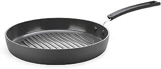 GreenPan CC002291-001 Chatham Round Grill Pan, 11'' Grillpan, Grey