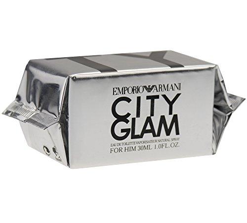 Emporio Armani City Glam for Him Eau de Toilette Spray 30 ml