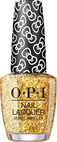 OPI Hello Kitty Nail Polish Collection, Nail Lacquer, Glitter All The Way