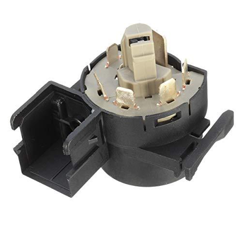 zhoufeng Interruptor de Encendido para V & AUXHALLAGILA A/Astra G & Zafira A # 90589314 Black