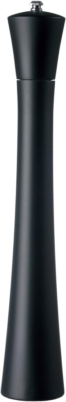 Fletchers' Mill Newport Pepper Black Manufacturer direct Max 69% OFF delivery Stain Adju 17 - Inch
