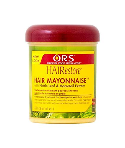 ORS Organic Root Stimulator Hair Mayonnaise Conditioning Treatment For Damaged Hair 8 oz