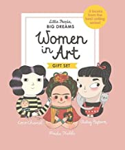 Little People, Big Dreams: Women in Art: 3 Books from the Best-Selling Series! Coco Chanel - Frida Kahlo - Audrey Hepburn