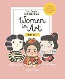 Little People, Big Dreams: Women in Art: 3 Books from the Best-Selling Series! Coco Chanel - Frida Kahlo - Audrey Hepburn - Maria Isabel Sanchez Vegara