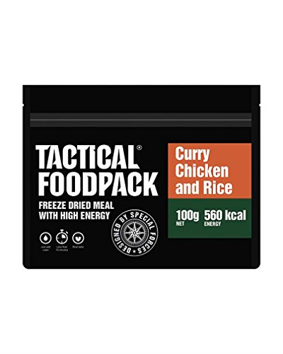 Foodpack Tactical Curry Chicken and Rice