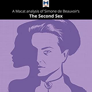 A Macat Analysis of Simone de Beauvoir's The Second Sex Titelbild