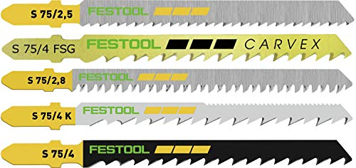 Festool 204275 Jigsaw Blade, Multicolour