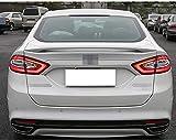 Alerón Trasero de Coche ABS, alerón de Puerta Trasera, alerón de Techo, alerón Trasero para Parabrisas para Ford Mondeo Fusion 2013 2014 2015 2016 2017, Accesorios de modificación de Coche