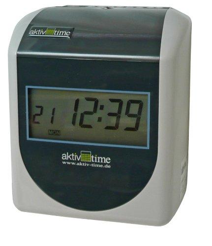 Aktiv Time Stempeluhr Stechuhr AT 100 D Zeiterfassung