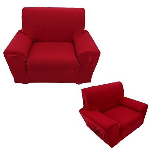 Nicoone Elastische Spandex 1/2/3/4 Sitzer Liege Abdeckung Couch Schutzhülle Sofa Hussen Es Passt Meisten Sofa. Weit Verbreitet in Haus Büro Und Hotel Etc