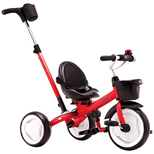 Best Buy! Trike Kids' Tricycles Tricycle ,Baby Stroller Push and Ride Children Bicycle ,Two-Way ...