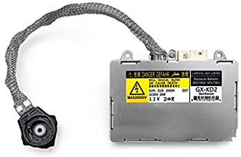 Replacement for Toyota and Lexus Xenon HID Ballast Headlight Control Unit KDLT002 DDLT002 85967-30050 85967-50020 85967-33010 & Others
