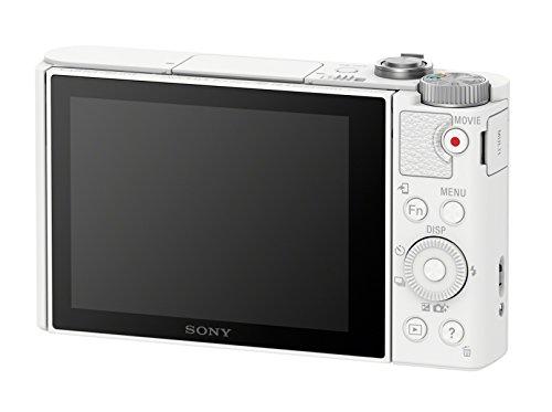 Sony DSC-WX500 Kompaktkamera (60x Zoom, Full HD)