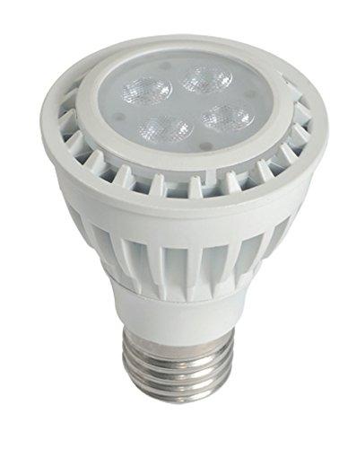LED E27 PAR- Leuchte (PAR 20 / PAR 30/ PAR 38) 8W, neutral- weiß (4.000K), Abstrahlwinkel: 36°, Linse: Streulinse, Fassung: E27, Lm: 640Lm, CE/RoHs, 2 Jahre Garantie