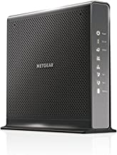 NETGEAR Nighthawk Cable Modem Wi-Fi Router Combo with Voice C7100V - Supports Cable Plans Up to 400 Mbps, 2 Phone lines, AC1900 Wi-Fi Speed, DOCSIS 3.0