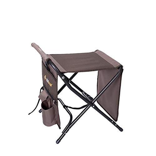 OZtrail Travel Mate FCE-RVSM-D Table tabouret et repose-pieds 3,2 kg 64 x 41 x 52 cm Charge maximale 100 kg Cadre en acier robuste 19 mm Idéal pour toutes les chaises de camping