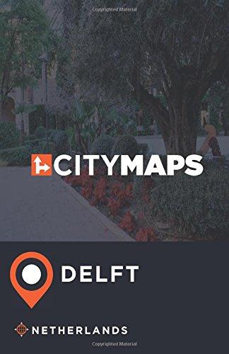 City Maps Delft Netherlands