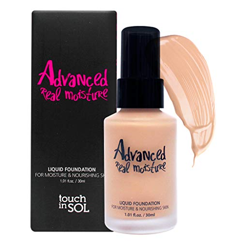 Bases De Maquillaje Coreano marca TOUCH IN SOL