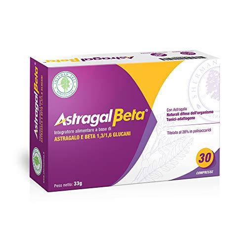 Astragal Beta   Astragalo   Beta-glucani   Aumento difese immunitarie   Protegge gola bronchi e polmoni   Supporta le difese delle vie aeree   Riduce colesterolo e glicemia