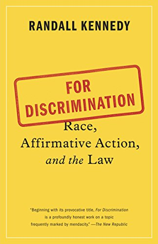 Discrimination Constitutional Law