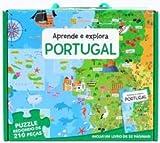 Aprende E Explora - Portugal (Puzzle + Livro 210 Pcs)