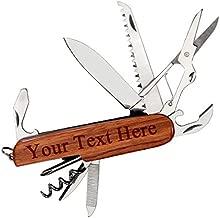customized pocket knife engraved