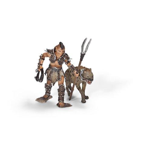 Schleich Gladiatore con iena cod. 70079