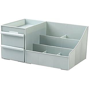 iTemer Storage Box Storage Cosmetic Storage Box Jewelry Storage Box for Women Girls Storage Organizer:Dailyvideo