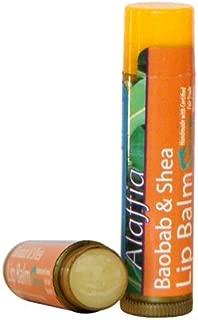 Shea & Baobab Lip Balm Orange-Mint 0.15 oz
