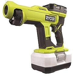 RYOBI ONE+ 18V Cordless Handheld Electrostatic Sprayer Kit