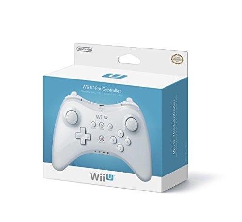 Wii U Pro Controller - White (Renewed)