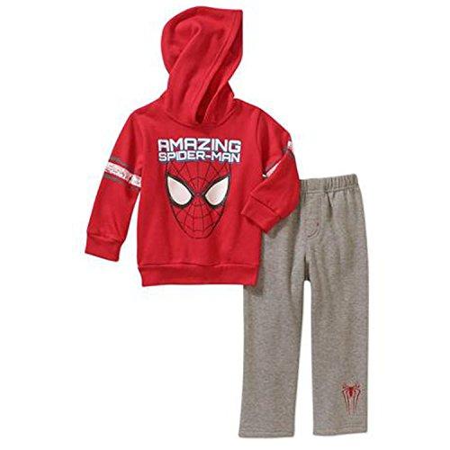 Spiderman joggingpak 2-delig hoodie + joggingbroek vrijetijdspak jongen