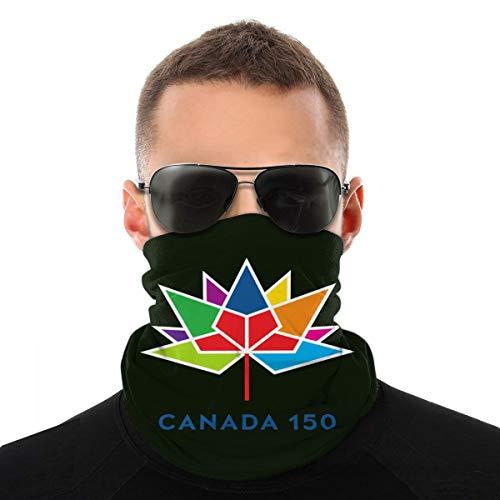 Canada 150 gorros para la cara protectora bandana pasamontañas cuello polaina
