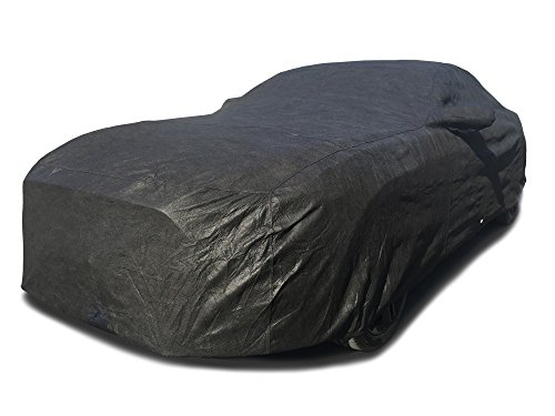CarsCover Custom Fit 2012-2019 BMW 5 Series M5 528i 530i 530e 535i 535d 540i 550i Car Cover Heavy Duty Weatherproof Ultrashield Black Covers 528 530 535 540 550
