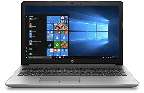 HP 255 G7 Portatile PC cpu Amd Athlon 3020e 2 Core, DDR4 8 GB, SSD 256 GB, Notebook 15.6' Display HD 1366x768 Antiglare, webcam, hdmi, Dvd, bt, Win10 , Pronto All'uso , Garanzia Italia