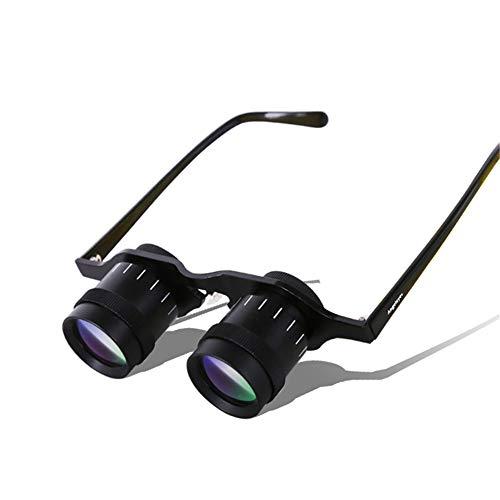 APXZC 5X 34 Ultralight HandsFree Verrekijker Telescoop, High Definition draagbare bril, slijtvaste krasbestendige duurzaam, voor toeristen bekijken strand