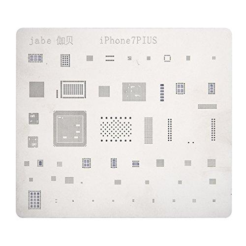 LINSHAOhui onderdelen mobiele telefoon nawerkreparatie BGA-reballing sjablonen voor iPhone 7 Plus