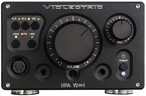 Violectric HPA V281, schwarz