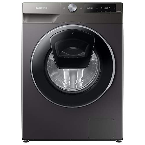 Samsung Series 6 WW90T684DLN/S1 with AddWash™ and Auto Dose Freestanding Washing Machine, 9 kg 1400 rpm, Graphite, A Rated