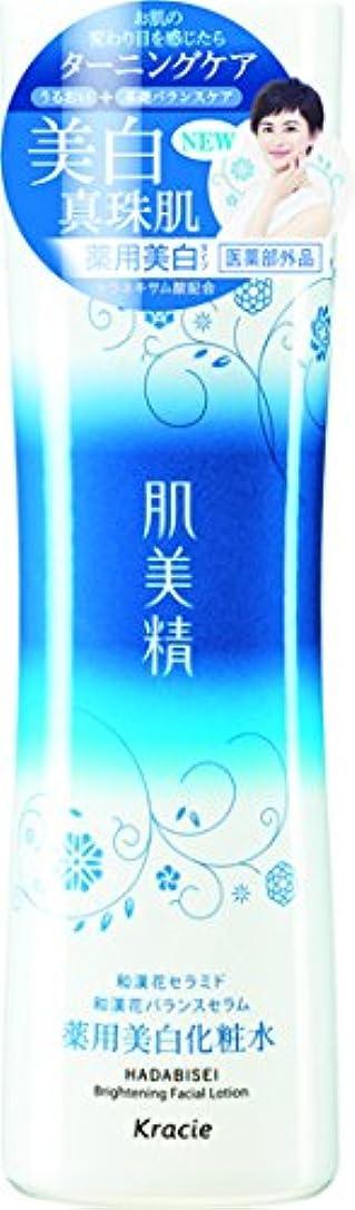 相対サイズスキル通り肌美精 ターニングケア美白 薬用美白化粧水 200mL