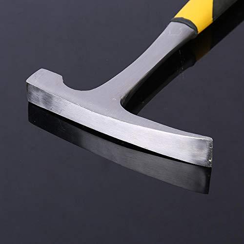 Maquinista cabeza de martillo martillo de acero de alto
