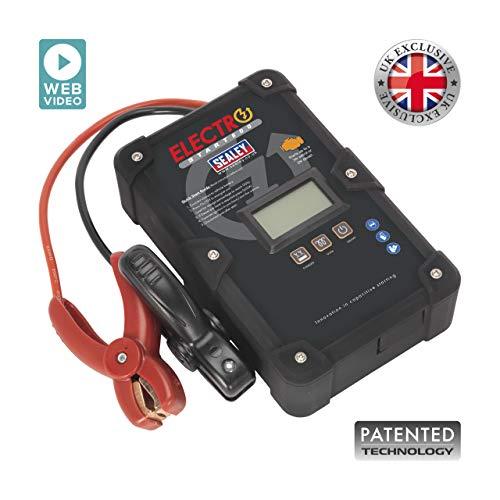 Sealey E/START800ElectroStart Batterietester Power Start ohne Batterie 800A 12V mehrfarbig