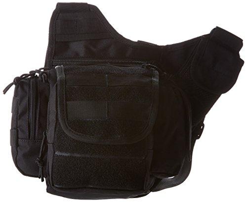 Mil-Tec Multifunction Sling Bag Black