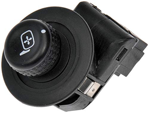 Dorman 901-164 Front Driver Side Door Mirror Switch for Select Ford/Lincoln/Mercury Models