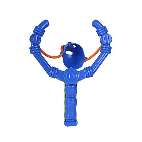 HJUI Schneebälle, Schleuder-Schneeballspielzeug, Langlebiges Und Sicheres ABS-Kunststoff-Schleuderspielzeug, 9,84-Zoll-Kinderspaß-Schneespielzeug, Outdoor-Kinder-Schneeballspielzeug Für Den Winter
